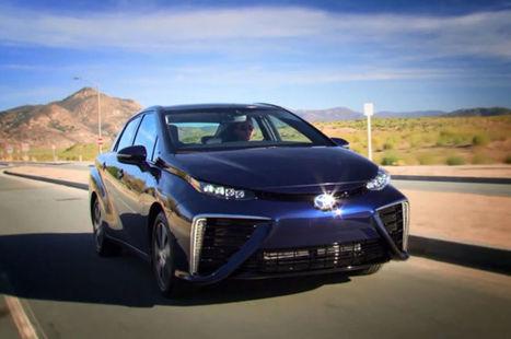 Pourquoi Toyota signe avec Uber | E-commerce et logistique, livraison du dernier kilomètre | Scoop.it