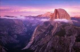 Half Dome from Glacier Point, Yosemite National Park: Photography by Stephen W. Oachs | Photography Roundup | Scoop.it