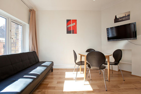 Intimate Trafalgar Square Rental, London Holiday Apartments - RatedApartments | Serviced Apartments in London | Scoop.it