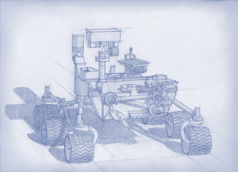 Science Team Outlines Goals for NASA's 2020 Mars Rover   Marine biology   Scoop.it