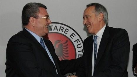 Accord de coopération entre l'Albanie et l'Italie - UEFA.com | Albanie | Scoop.it