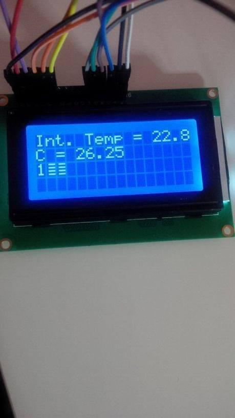 Re: Projekt Auto startet: Abgastemperaturanzeige | Raspberry Pi | Scoop.it
