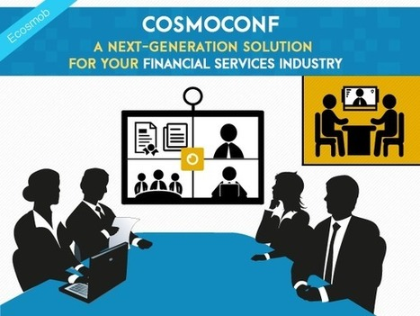 CosmoConf – A Next-generation Solution For Your Financial Services Industry - Ecosmob Technologies Pvt. Ltd. | Ecosmob | Scoop.it