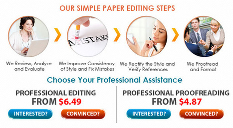 Professional Research Paper Editing | The Research Paper Editing | Scoop.it