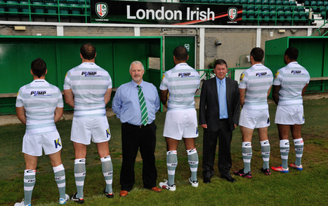London Irish: Pump Technology in record five year deal with London Irish Club News   Rapid Environmental Services   Scoop.it