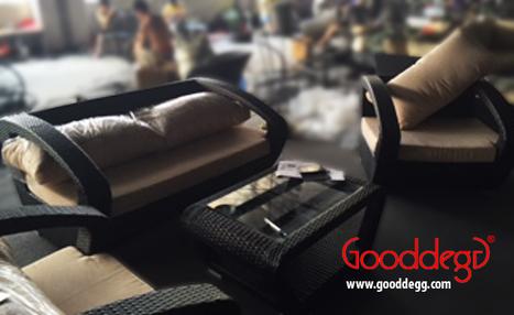 RAKI Modern Conversation Set at Production Floor | Home Decor (Wicker Furniture) | Scoop.it