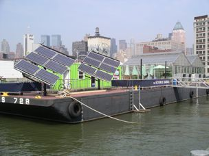 Hydroponics: Check out this report on The Science Barge in NYC (Video) - A simply good life. | Cultivos Hidropónicos | Scoop.it