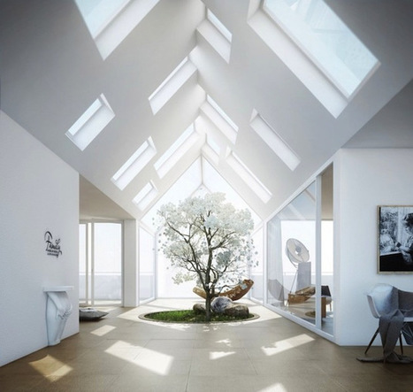 21 ideas for more light in your home | Do u like interior design? | Scoop.it