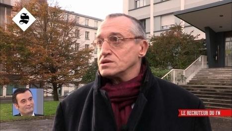 « J'ai recruté deux UMP pour le FN » : le gros pipeau de Coûteaux - Rue89 | La vague bleu marine emportera -t-elle le Front National ? | Scoop.it