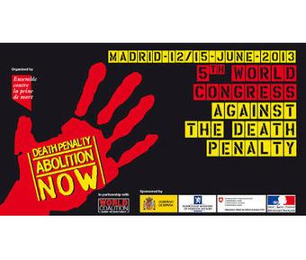5e Congrès mondial contre la peine de mort | Etat des lieux de la peine de mort dans le monde | Scoop.it