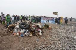 Vecinos del Callao protestaròn por contaminaciòn de sus playas – CALLAO NOTICIAS ES CORPORACION SLEEPING | La contaminacion de las playas del callao | Scoop.it