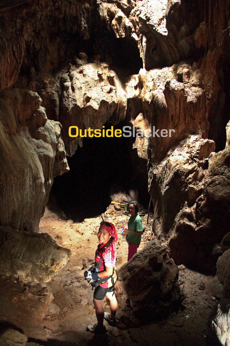 Biking to Calinawan Cave | Travel and Travel Tips | Scoop.it