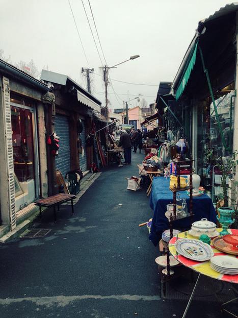 Paris Flea Markets: Le Puces Marches - Rosalilium — Rosalilium | Europe2014 | Scoop.it