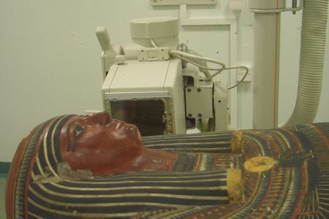 Revealed: The 3000 year old embalming secrets of Egyptian ... | Ancient Egypt | Scoop.it