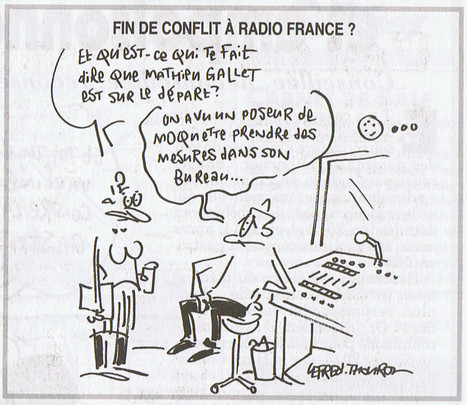 Radio France, INA: nouvelles révélations sur les dépenses de Mathieu Gallet | DocPresseESJ | Scoop.it