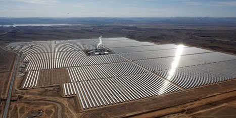 This monster solar farm in the Moroccan desert will power a million homes   Post-Sapiens, les êtres technologiques   Scoop.it