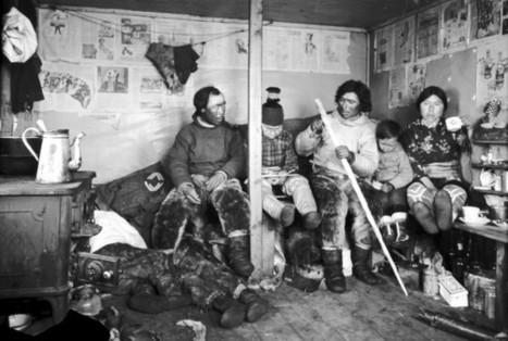 Jette Bang — Témoignage du Groenland des années 1930 à 60 — Maison du Danemark — Exposition   L'actualité de l'argentique   Scoop.it