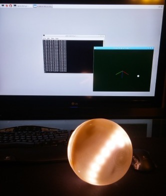 Raspberry Pi Projects: Pi Ball – 3D Print... | element14 | Raspberry Pi | Scoop.it