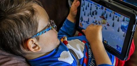 L'étude qui va vous dissuader d'exposer vos enfants aux écrans | Action Sociale | Scoop.it