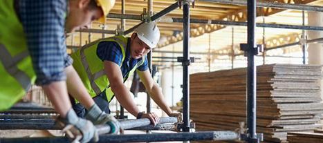 Andamios metálicos. Medidas Preventivas | SySO en Construcciones | Scoop.it