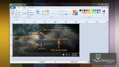 App Directory: The Best Screen Capture Tool For Windows | Digital Presentations in Education | Scoop.it
