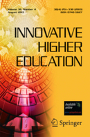 Innovative Higher Education – incl. option to publish open access   Educational Research & Publishing   Scoop.it