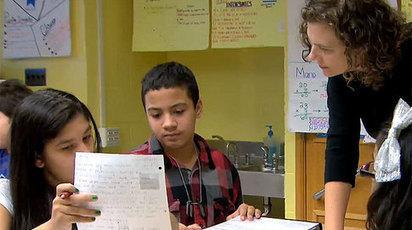 Efficient & Meaningful Homework Review | Math Homework | Scoop.it