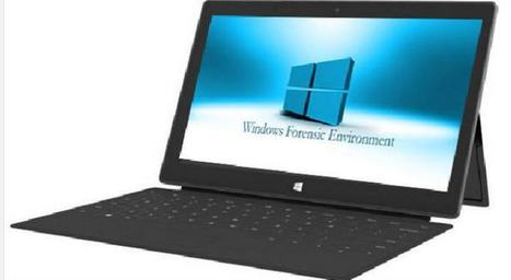 "Image a Surface Pro using bootable UEFI WinFE | ""Computação Forense"" 