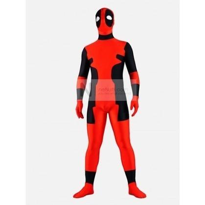 Lycra Spandex Super Hero Suit for Deadpool | Nefsuits-Superhero | Scoop.it