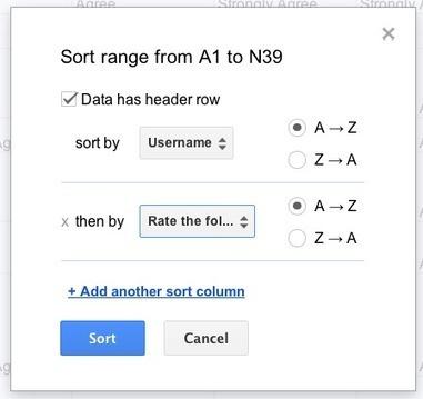 Synergyse Blog: 5 Powerful Ways to Analyze Google Forms Data | tecnología industrial | Scoop.it