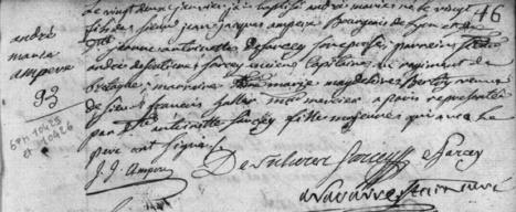20 janvier 1775 à Lyon naissance de André-Marie Ampère | Racines de l'Art | Scoop.it
