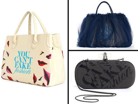 Exclusive First Look: Four of CFDA/eBay's 'You Can't Fake Fashion' Designer Bags | TAFT: Trends And Fashion Timeline | Scoop.it