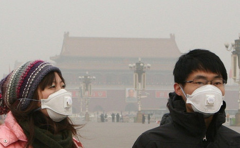 Official air pollution data in Beijing still failing the public | Environmental Happenings | Scoop.it