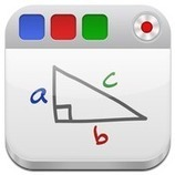 "Using Educreations app to demonstrate learning | ""iPads for learning"" 