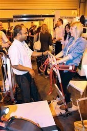 OT-supported new Etac R82 product showcase generates significant interest at Occupational Therapy Show | R82 UK | Disability and Mobility | Scoop.it