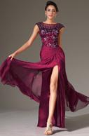 [EUR 129,99] eDressit 2014 Nouveauté Transparent en Haut  Plissé Robe de Soirée Longue(02140112)   les plus belles robes de soirée   Scoop.it