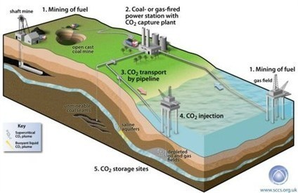Everything you wanted to know about CCS (but were afraid to ask) | Carbon Brief | Sustain Our Earth | Scoop.it