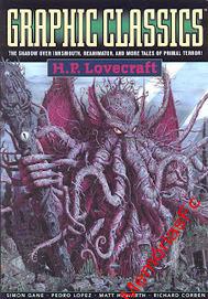 Memórias da Ficção Científica: Graphic Classics (volume four) 2007 | Paraliteraturas + Pessoa, Borges e Lovecraft | Scoop.it