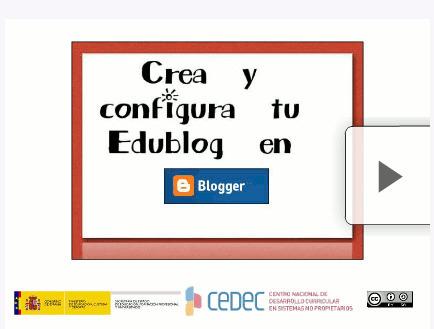 Tu Edublog en Blogger | Educación 2.0 | Scoop.it