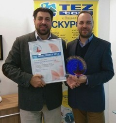 #Heraklion #Crete Port Authority Receives Tez Worldberry Award | travelling 2 Greece | Scoop.it