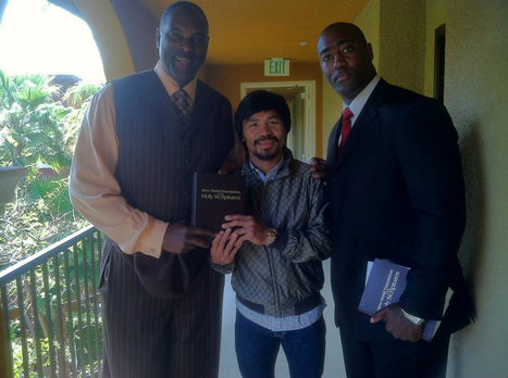 Manny Pacquiao's Official Website | Filmbelize | Scoop.it
