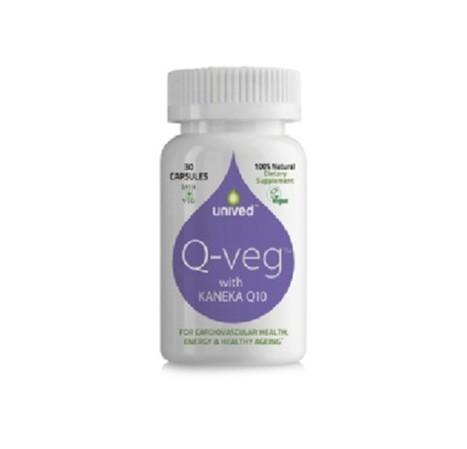 Unived Q-veg | Nutrition Supplements | Scoop.it