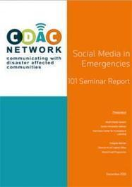 Social Media in Emergencies | Internews | Poverty | Scoop.it