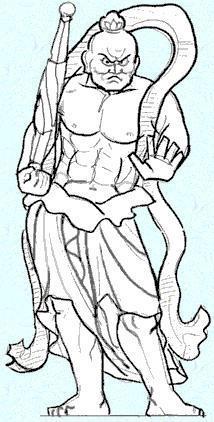 Mythologie japonaise   Yona   Scoop.it