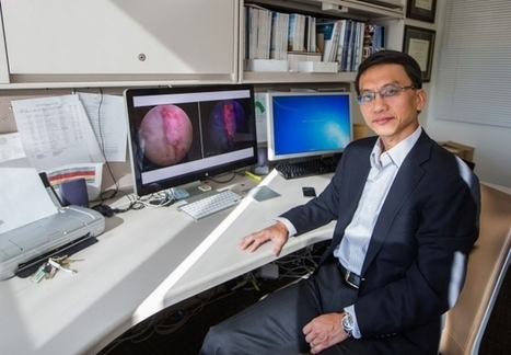 New molecular imaging technology could improve bladder-cancer detection, researchers say | Digital Optical Biopsy | Scoop.it