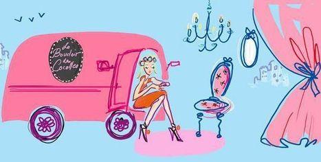 "Tendance : les ""beauty trucks"" débarquent en France - Biba Magazine   Veille Food-trucks   Scoop.it"