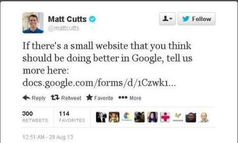 Submit Your Website to Google if you think it Should Rank Well! | nice | Scoop.it