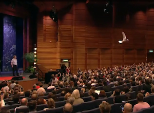 TED Talk Audience Wowed as Robotic Bird Takes Flight (video) | Singularity Hub | Defining New Media | Scoop.it