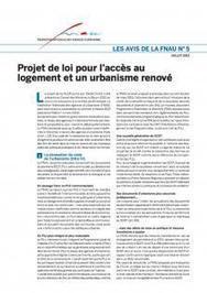 @l_AdCF Projet de loi ALUR : les agences d'urbanisme (FNAU) prennent position | Actualité du centre de documentation de l'AGURAM | Scoop.it