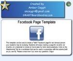 Facebook Page Template   SMART Board Integration   Scoop.it
